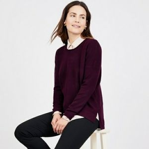 🆕️ French Connection Inverted Pleated Sweater